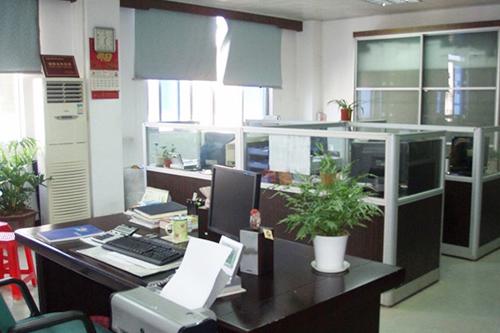 办公室一角