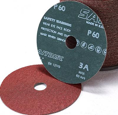 意大利进口钢纸磨片 SAIT AO|磨光片-广东深圳美家磨料磨具生产厂家