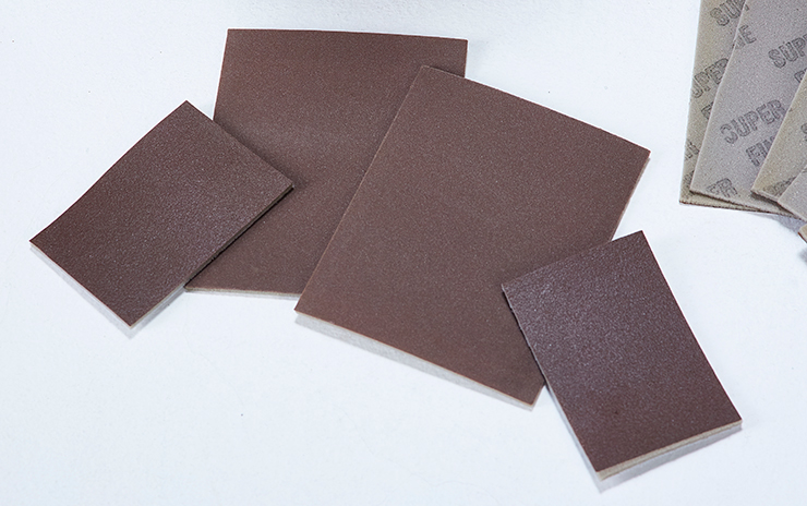 美家磨料磨具详解海绵砂的产品特性