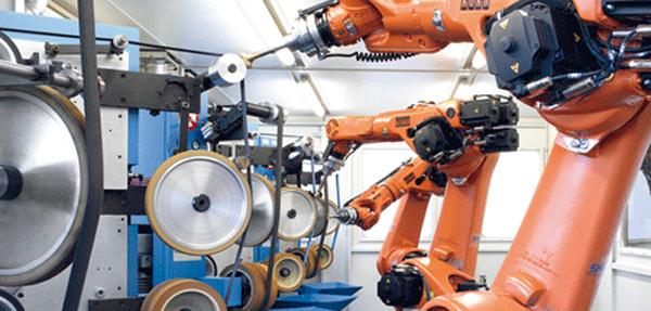 机器人抛光