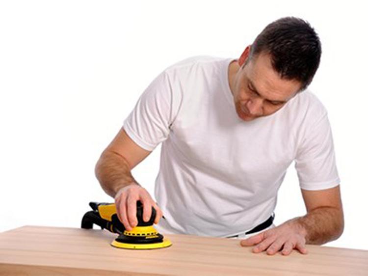 木工打磨拋光