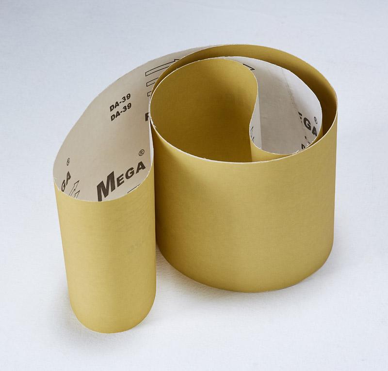 MEGA-DA39黄砂纸带