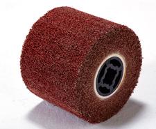 拉丝轮的产品优点及主要应用市场